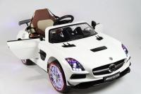Детский электромобиль Mercedes-Benz SLS A333AA (резиновые колеса)