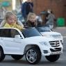 Детский электромобиль Merсedes-Benz GLK300 (кожа)
