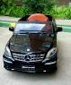 Детский электромобиль Mercedes-Benz ML63 (сиденье кожа)