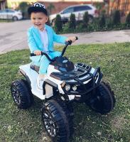Детский квадроцикл Grizzly (полноприводный)