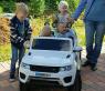 Детский электромобиль Range Rover XMX 601