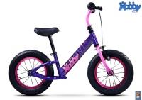 Велобалансир+беговел Hobby-bike RT original BALANCE Forty 40 blue aluminium