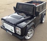 Детский электромобиль Land Rover Defender