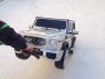 Детский электромобиль Mercedes-Benz G65 VIP
