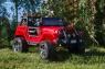 Детский электромобиль Jeep Wrangler Т555МР полный привод (4×4)