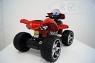 Детский квадроцикл Е005КХ с резиновыми колесами