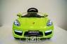 Детский электромобиль Porsche Panamera А 444 АА VIP (сиденье кожа)