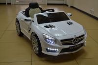 Детский электромобиль Mercedes SL63