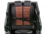 Электромобиль mercedes g55 (кожаный салон, резиновые колеса)