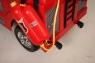 Детский электромобиль пожарная машина
