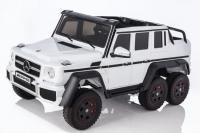 Детский электромобиль Mercedes-Benz G63-AMG 4WD X555XX 6-ти колесный