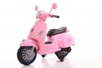 Детский электромотоцикл Vespa