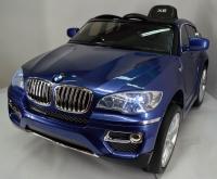 Электромобиль BMW X6 кожаное сиденье