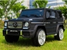 Детский электромобиль Mercedes-Benz G65 AMG 4WD полный привод
