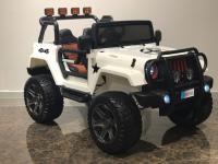 Детский электромобиль Jeep WHE 1688 4Х4