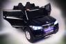 Детский электромобиль BMW T001TT 4х4 с кожаным сиденьем и надувными колесами